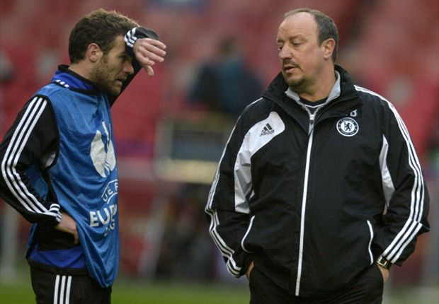 Mata: Benitez can get the best out of Real Madrid