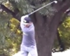 ¡Tevez jugó al golf!