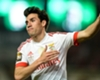 Benfica's Gaitan set for Atletico switch