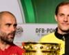 LIVE: Bayern vs Dortmund