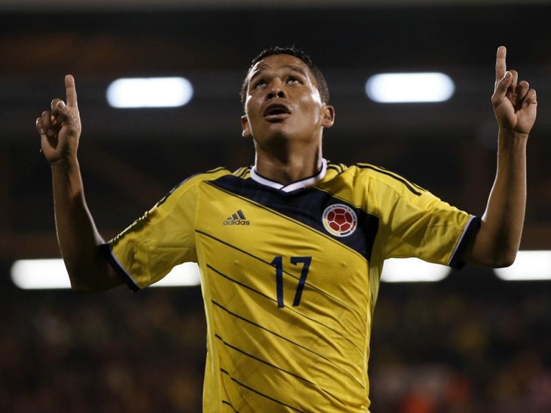 Colombia, i 23 convocati per la Coppa America: tanti 'italiani', manca Falcao