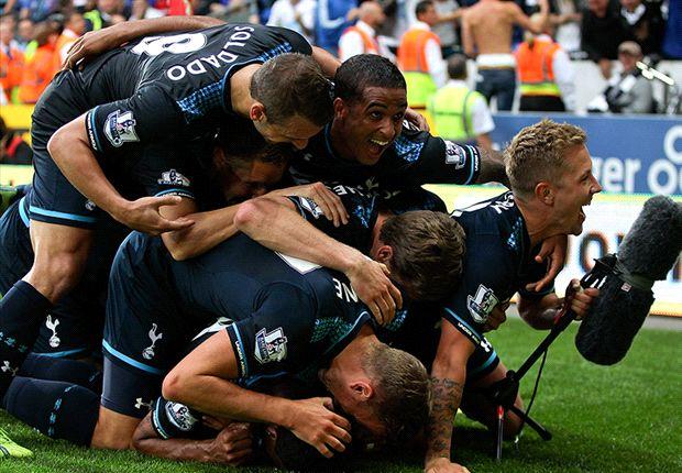 Vertonghen: Premier League rivals taking notice of Tottenham