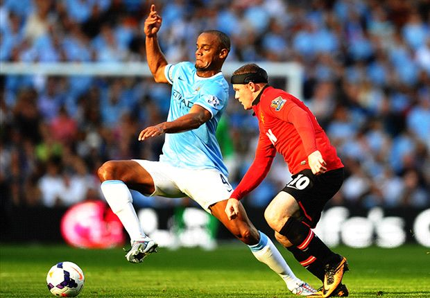 'Derby meant more to us' - Kompany salutes Manchester City triumph