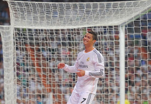 Real Madrid 4-1 Getafe: Ronaldo nets double in comeback victory