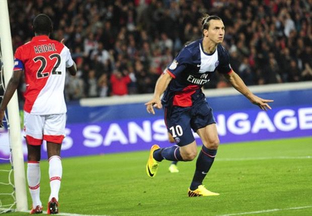 Ibrahimovic extends PSG contract until 2016