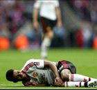 Marcus Rashford sort sur blessure