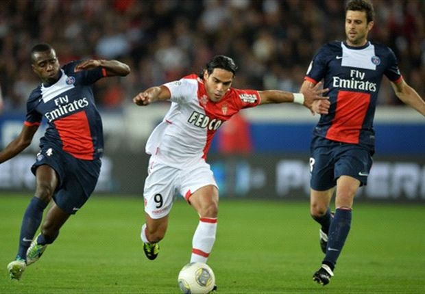 Paris Saint-Germain 1-1 Monaco: Falcao cancels out Ibra opener