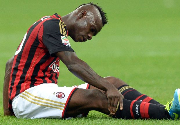 Allegri: Balotelli needs to shut up