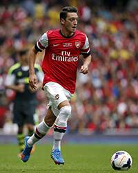 Mesut Özil Player Profile