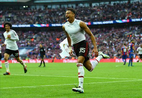 REPORT: Lingard seals FA Cup win