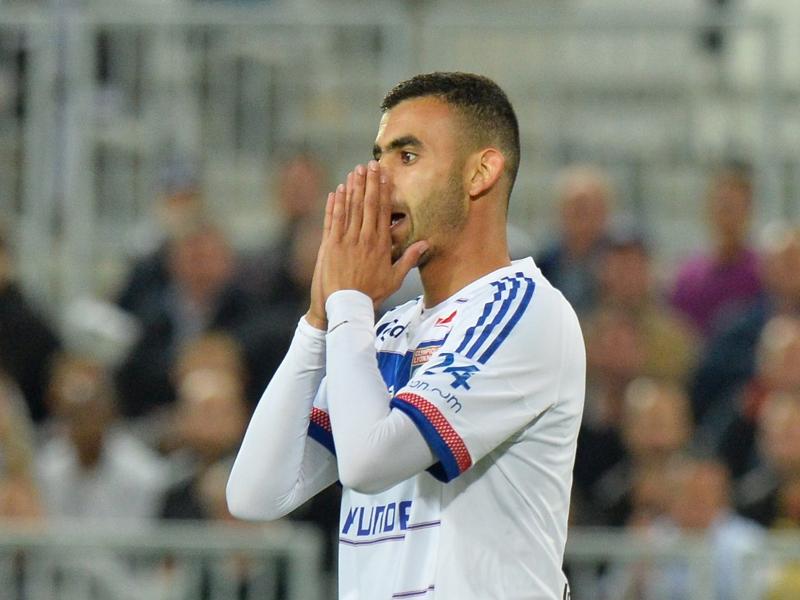 """OL, Ghezzal : """"Il n'y a plus de problème avec Lyon"""""""