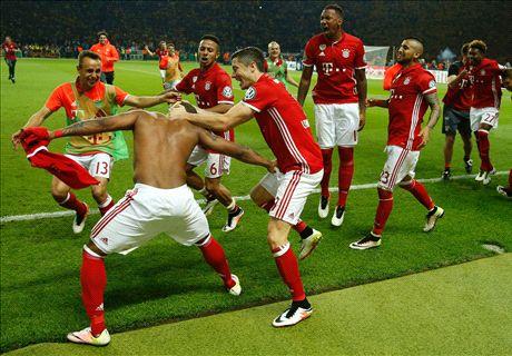 Bayern win DFB-Pokal after penalties