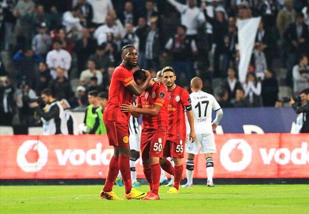 Drogba traf gegen Besiktas zweimal