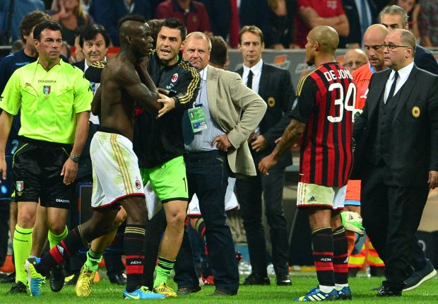 Time to grow up - will badboy Balotelli be the next Rijkaard or Edmundo?