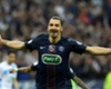 Marseille 2-4 Paris Saint-Germain: Ibrahimovic at the double in final farewell