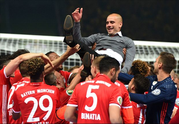 Guardiola's double-trouble... he's about to cross paths with Jose again
