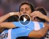 ► Milito se despidió con un gol