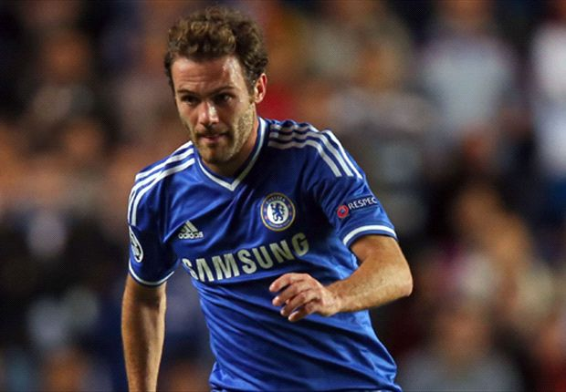 Mata has played his way back into Chelsea side, says Mourinho
