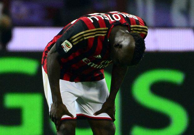 Balotelli avrebbe minacciato l'arbitro Banti, da qui l'espulsione