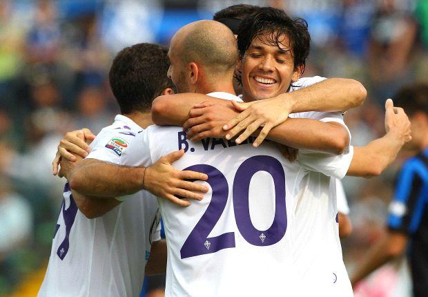 REVIEW Serie A Italia: Fiorentina Pertahankan Momentum