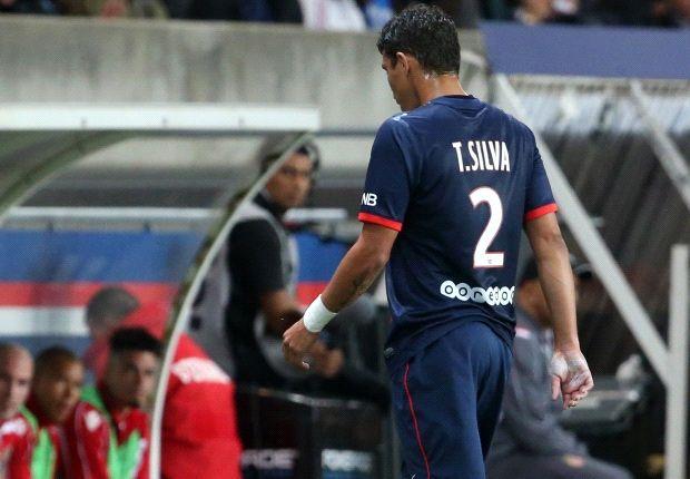 Thiago Silva mist sowieso twee topwedstrijden