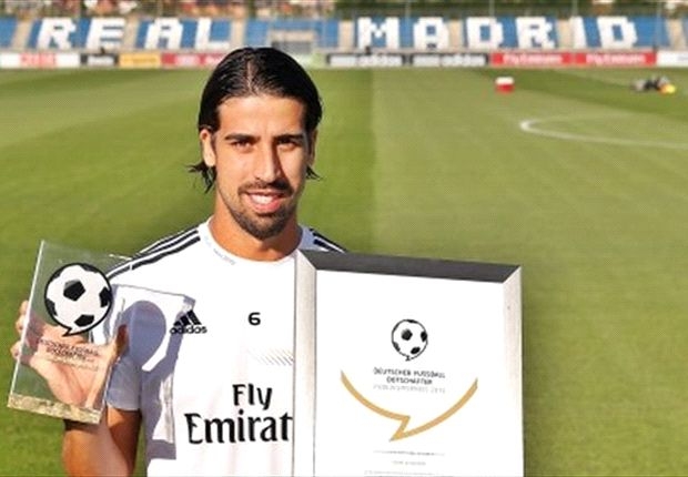 Khedira unhappy with Madrid start