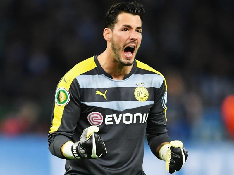 Dortmund perd Burki pour six semaines