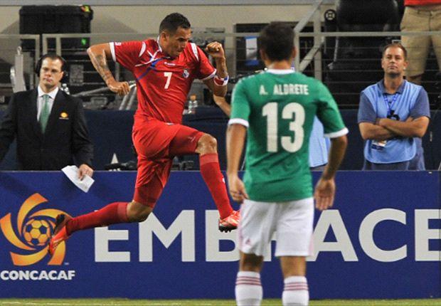 Alcibiades Rojas baja de la selección de Panamá
