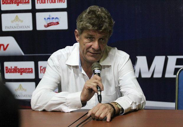 Hansson senang Mitra Kukar mampu meraih kemenangan atas PSM Makassar