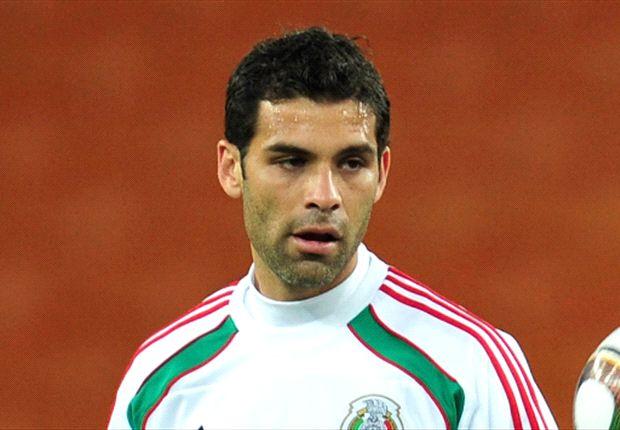 Rafael Márquez, motivado en su regreso a la Selección Mexicana