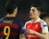 Barcelona hint at Bellerin move