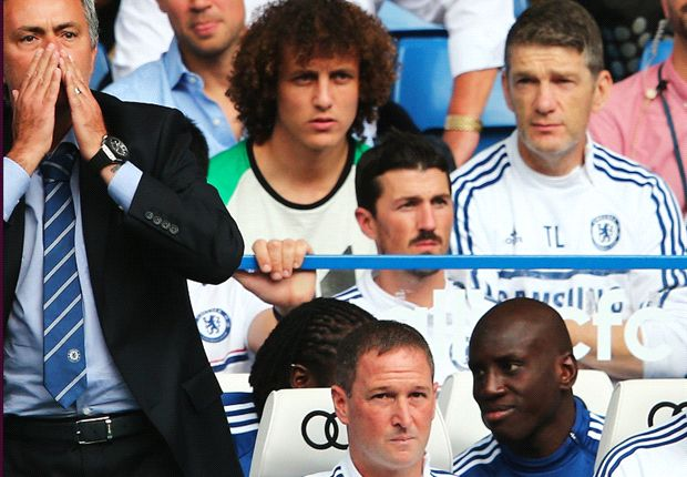 'I don't need to prove anything' - David Luiz relaxed despite Chelsea omission