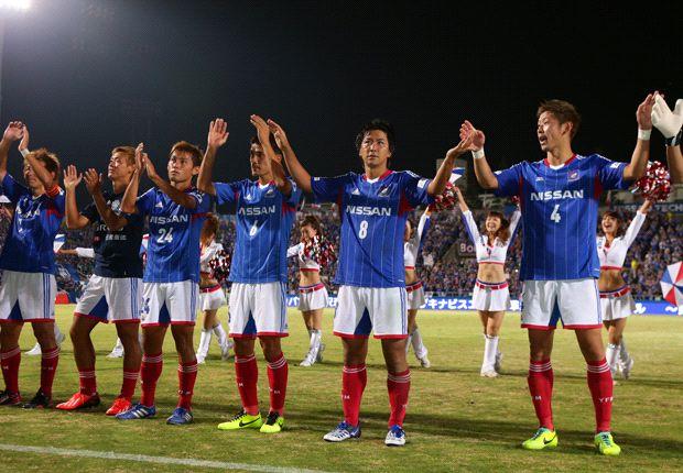 REVIEW J-League: Yokohama F Marinos Menang Tipis, Urawa Reds Tergusur
