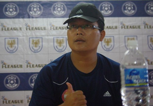 Singto wants 90 minutes consistency from Shillong Lajong