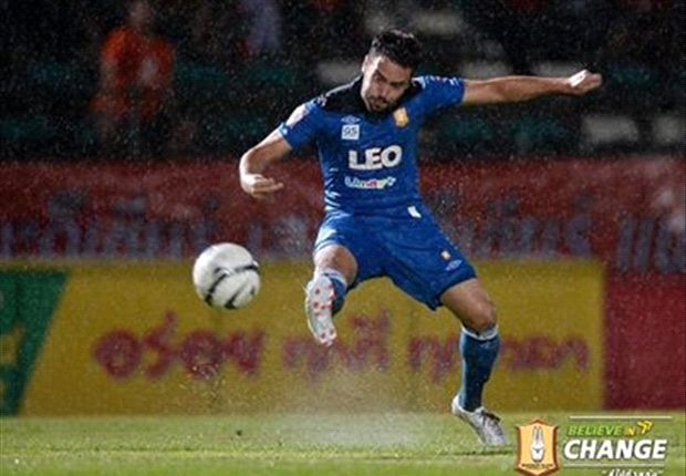 The French midfielder was named Goal Thailand's Player of the Month for July
