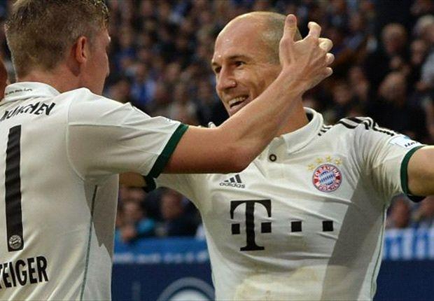 Robben: Schweinsteiger return vital for Bayern