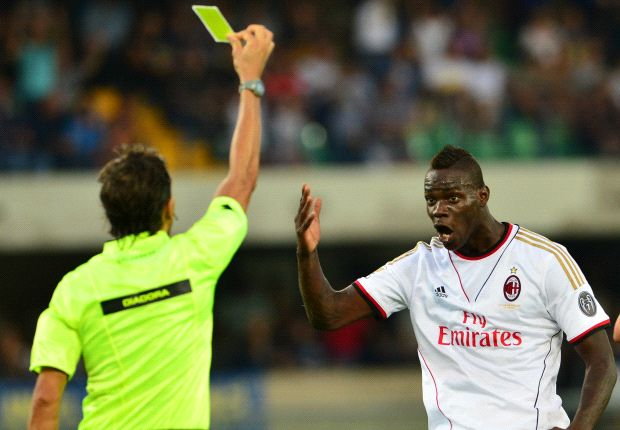 Balotelli must behave like a champion, not a child - Allegri