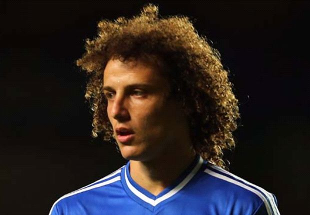 Injured David Luiz misses Chelsea trip to Basel