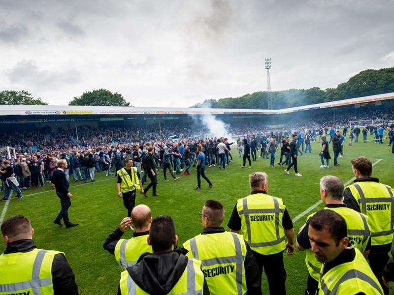 Il De Graafschap sforna un'altra torta, dopo l'Ajax tocca agli Eagles