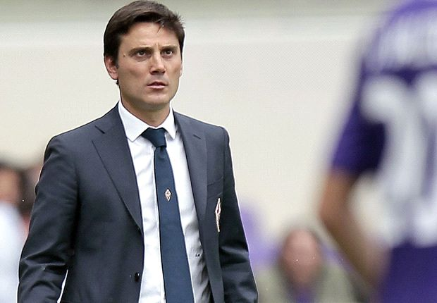 Montella eyes Fiorentina progress