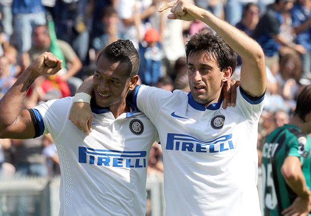 Milito vital for Inter, says Mazzarri