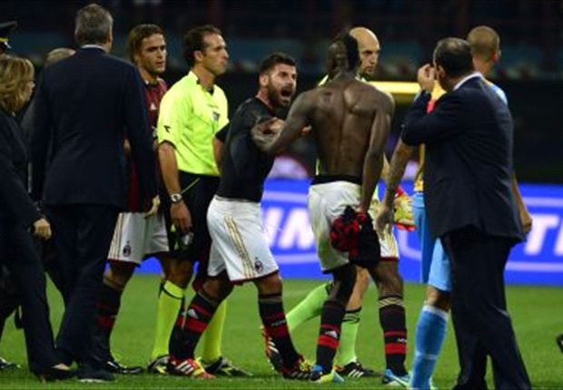 Balotelli was in the wrong, says Tassotti