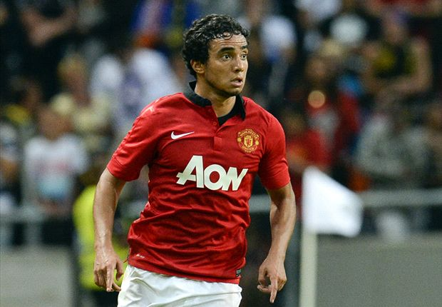 Manchester United right-back Rafael denies exit claims
