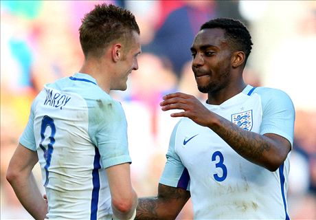 RATINGS: Vardy the star for England