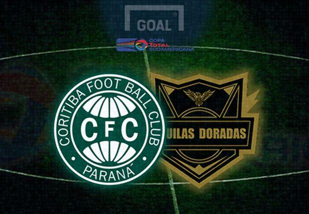 Coritiba e Itagüí, por octavos de final de la Sudamericana