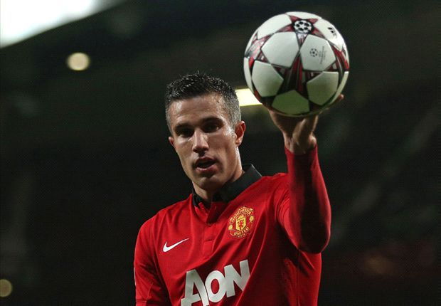 Van Persie & Vidic ruled out of Bayer Leverkusen clash