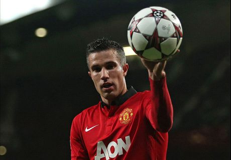 Dutch FA contact Manchester United over Van Persie injuries