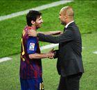 Pep convenció a Messi