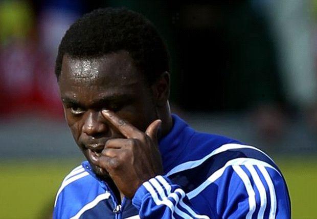Fällt gegen Braunschweig aus: Gerald Asamoah