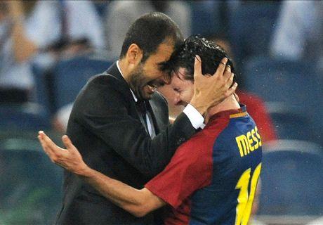Messi no City? Pep dá esperança!